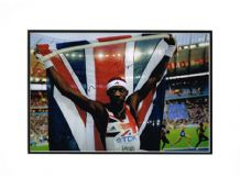 Phillips Idowu Autograph Signed Photo